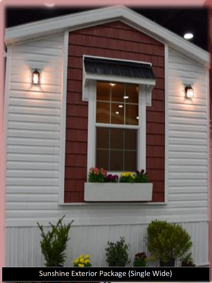 Exterior: Exterior Home Customization Options