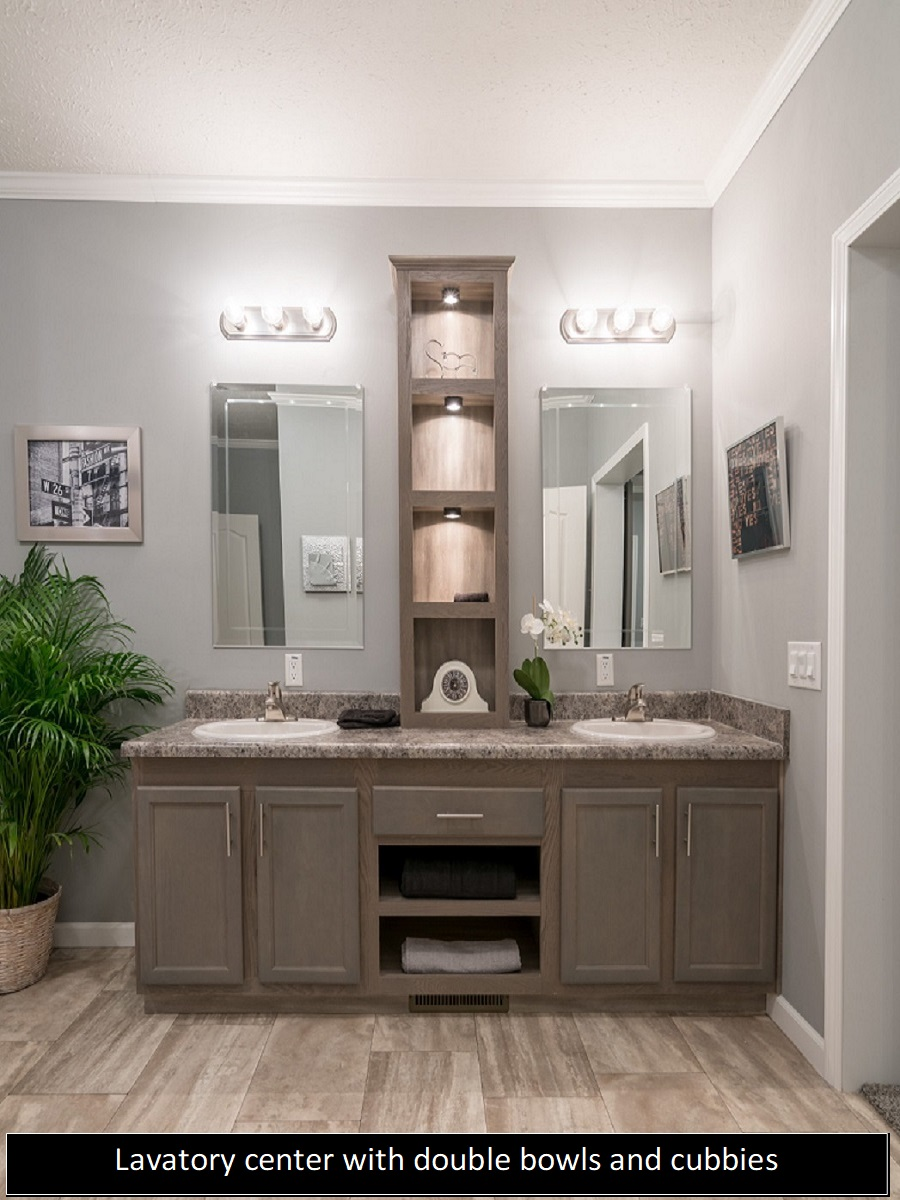 Bathroom Customization Options Clayton Homes Factory Direct