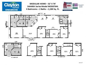 Modular Home Floor Plans and Blueprints | Clayton Factory Direct
